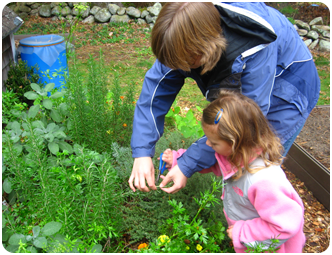 preschool-teacher-child-garden
