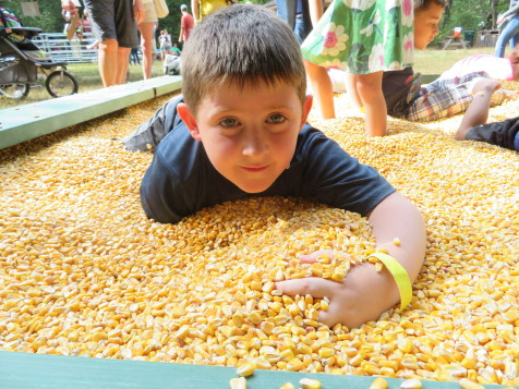 South Shore Natural Science Center Corn Festival