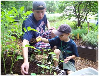 staff-boy-garden